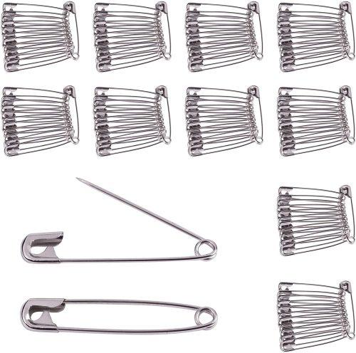 Beadnova small safety pins 28mm