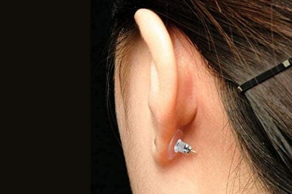 Earring Back Smell