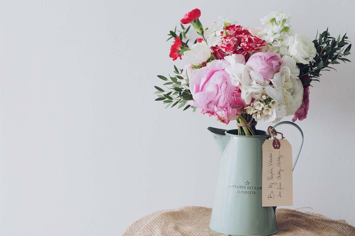 floral design technique