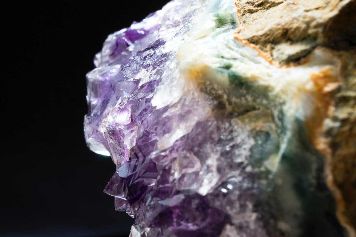 spiritual meaning of amethyst