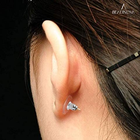 Earring Back Stuck, How to remove safely?