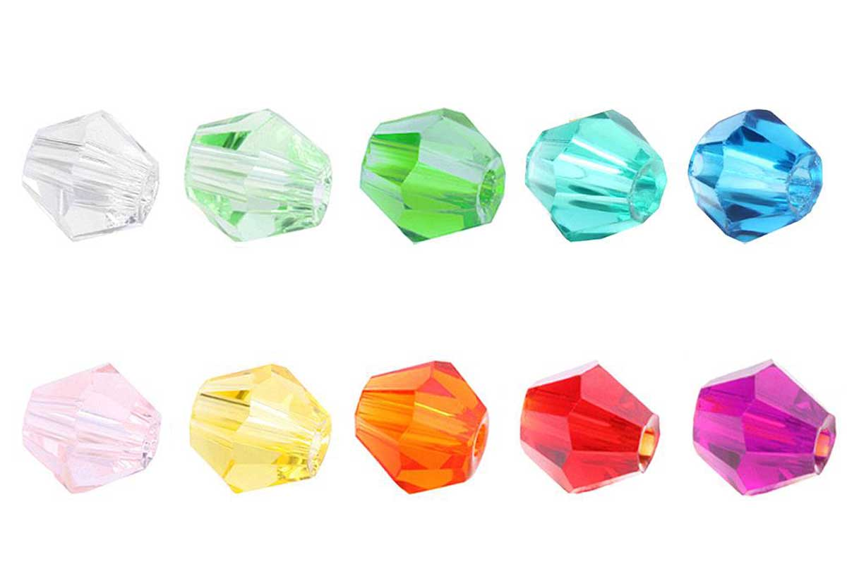 glass beads cost
