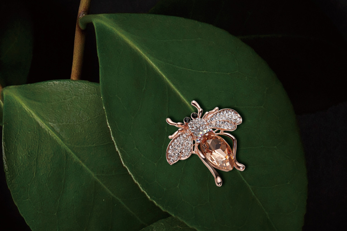 Insect Jewelry Design