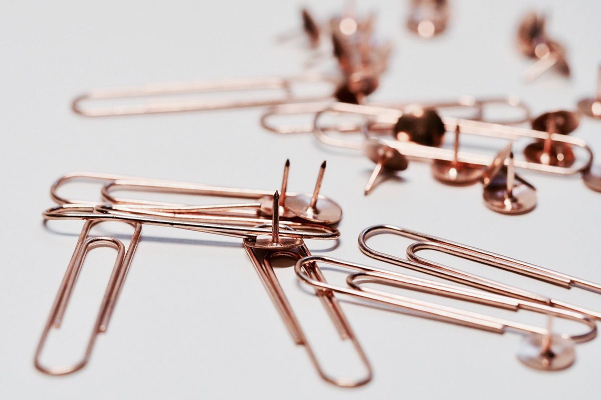 What Is Another Word For Safety Pins?