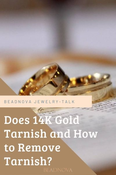 Does 14K Gold Tarnish and How to Remove Tarnish