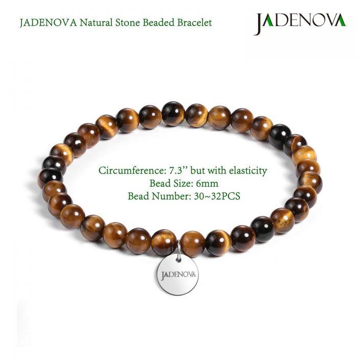 Tiger Eye gemstone Bracelets