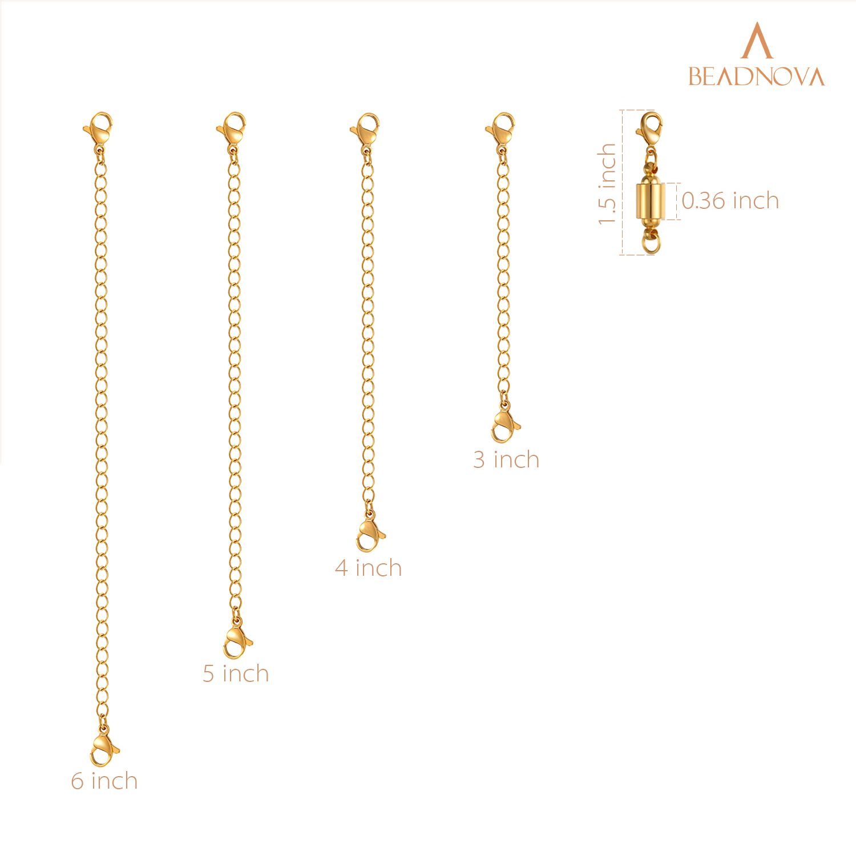 Necklace Bracelet Extender Chain