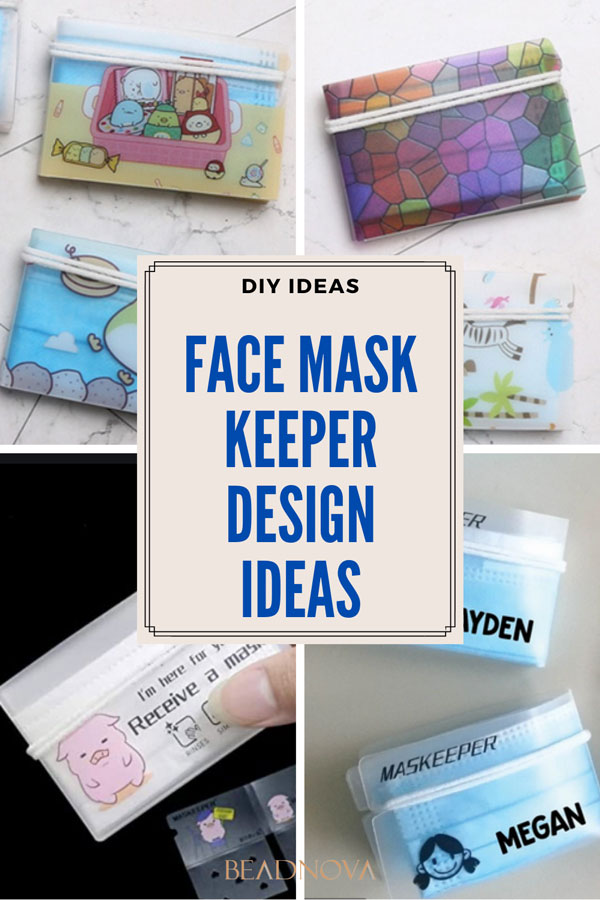 Face Mask Keeper Design Ideas