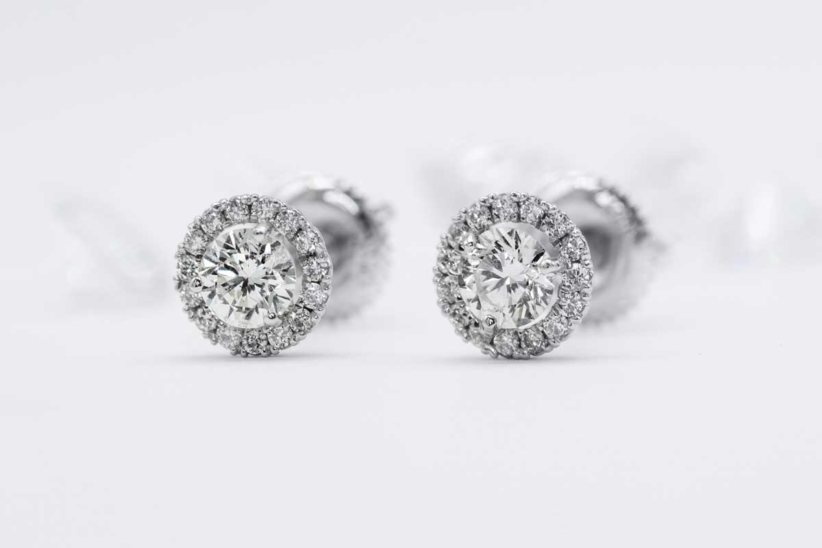 swarovski vs diamonds
