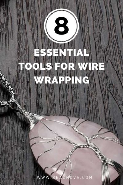 essential tools for wire wrapping for jewelry beginner
