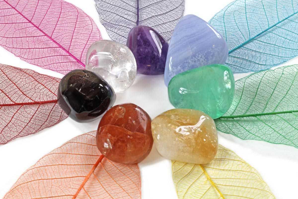 chakra healing stone