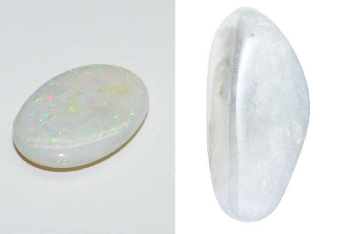 Moonstone Vs. Opal