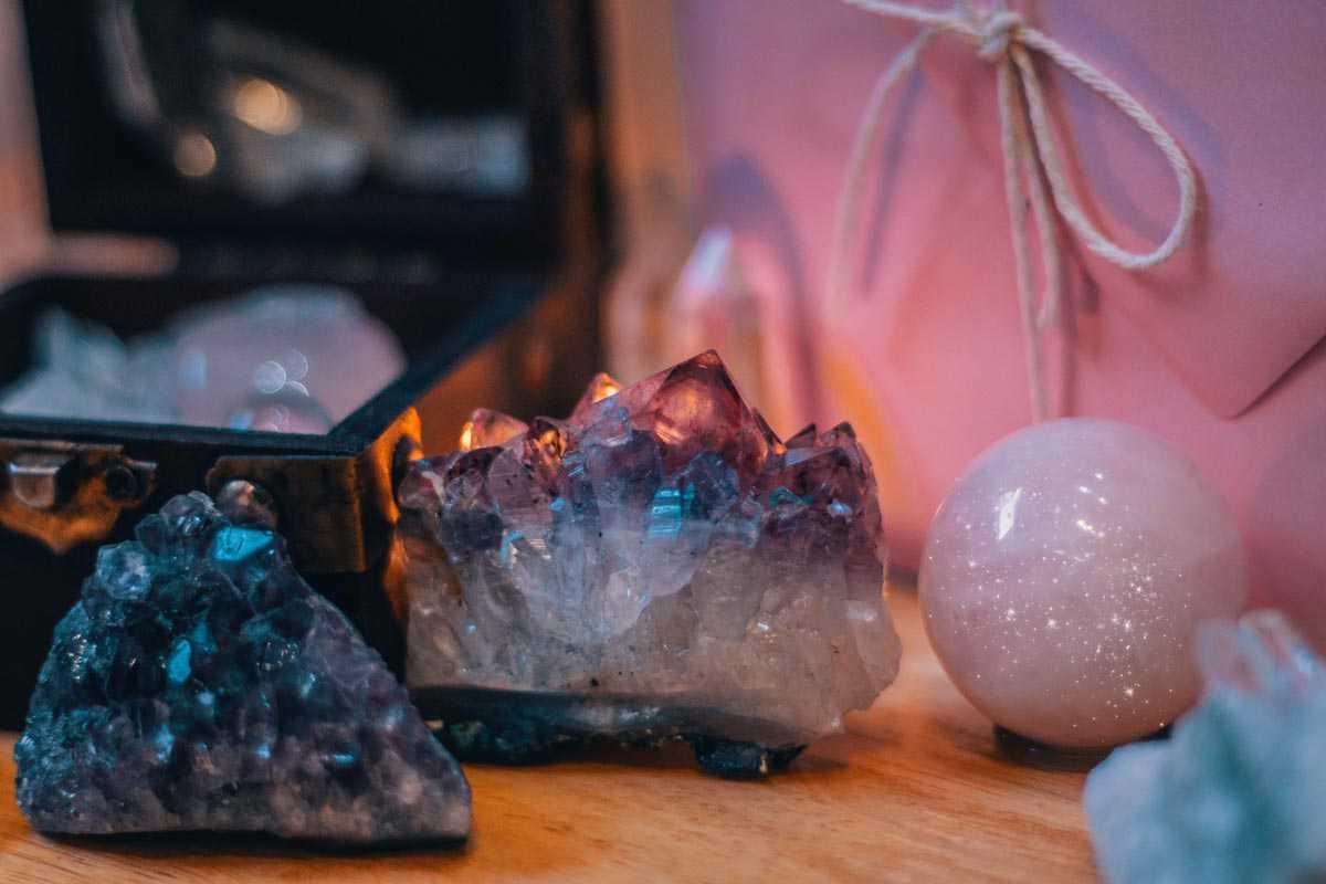 crystal combination