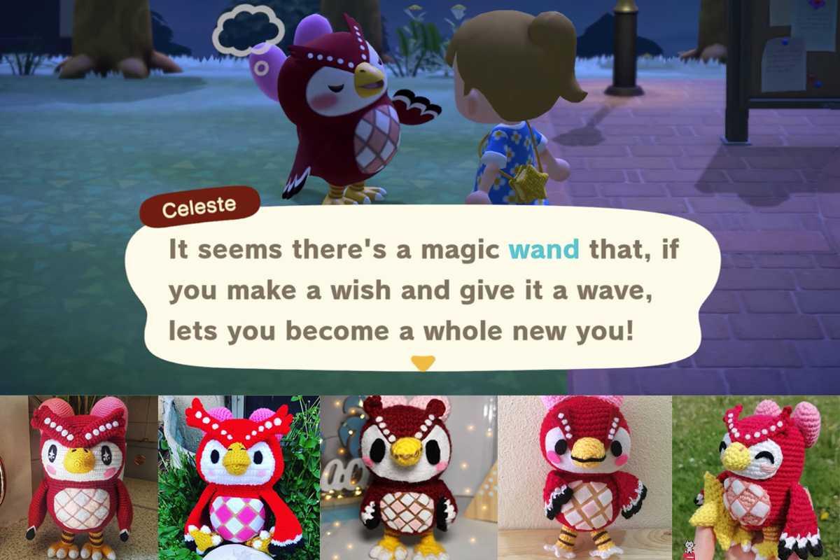 Celeste - Animal Crossing New Horizons