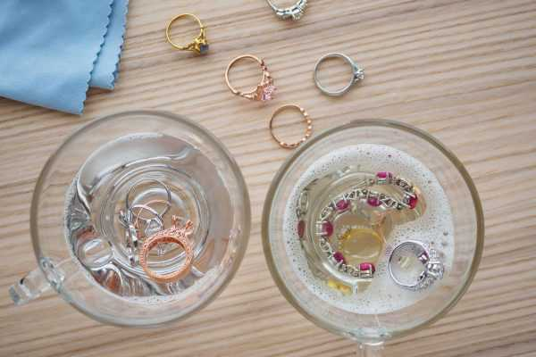 cleansing jewelry