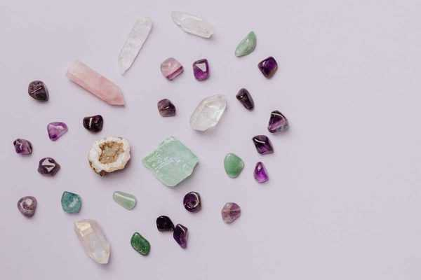 crystal combinations