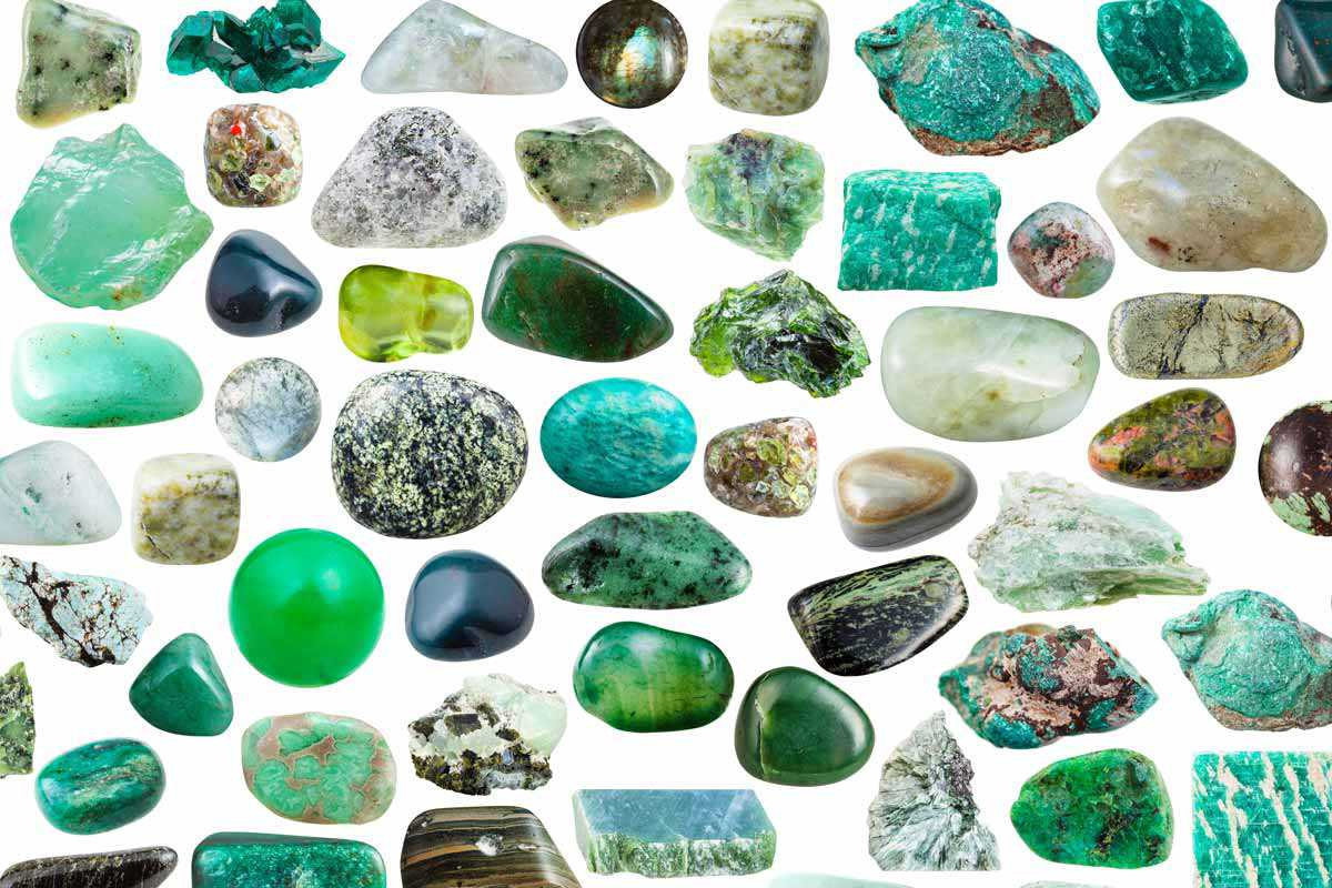 green-gemstone