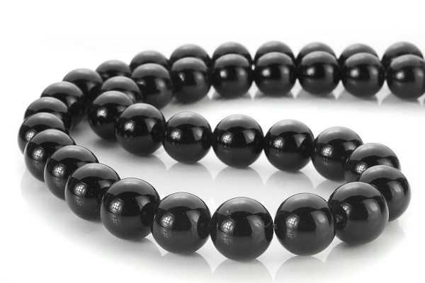 onyx agate beads