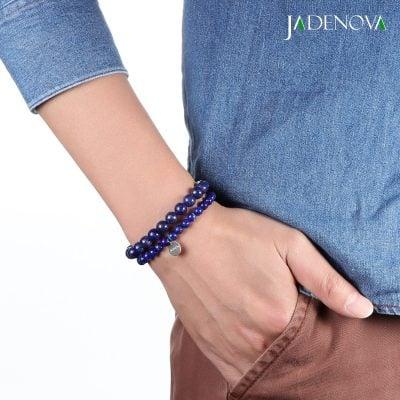 which hand to wear lapis lazuli bracelet