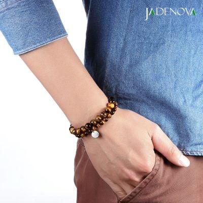 which hand to wear tiger eye bracelet
