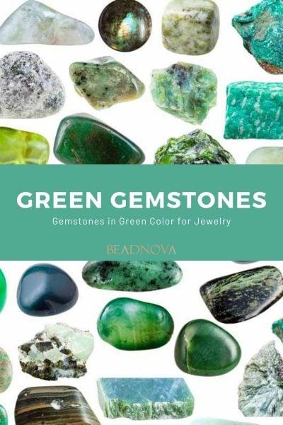 Green-Gemstone-name-list