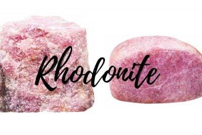 Rhodonite healing properties