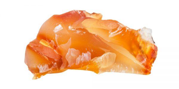 raw carnelian gemstone