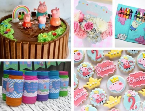 Peppa Pig Party – DIY Party Ideas For An Oinktastic Party