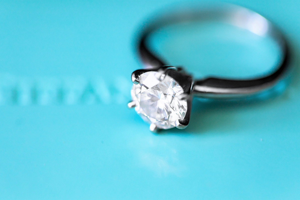How to clean Tiffany silver Ring