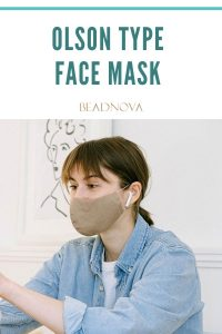 olson type of face mask