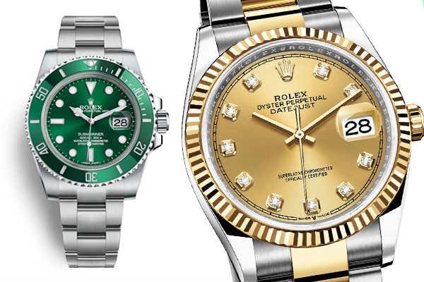 how to clean rolex