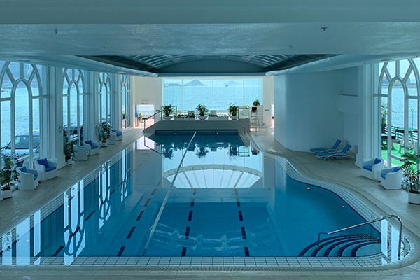 swimming pool chlorine jewelry