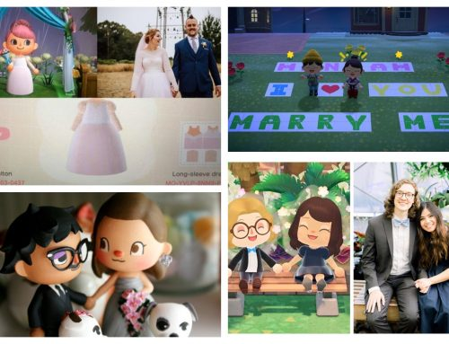 Animal Crossing Wedding Celebrating Ideas