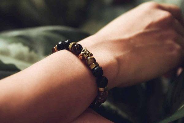 Benefits of Wearing Feng Shui Black Obsidian Wealth Bracelet