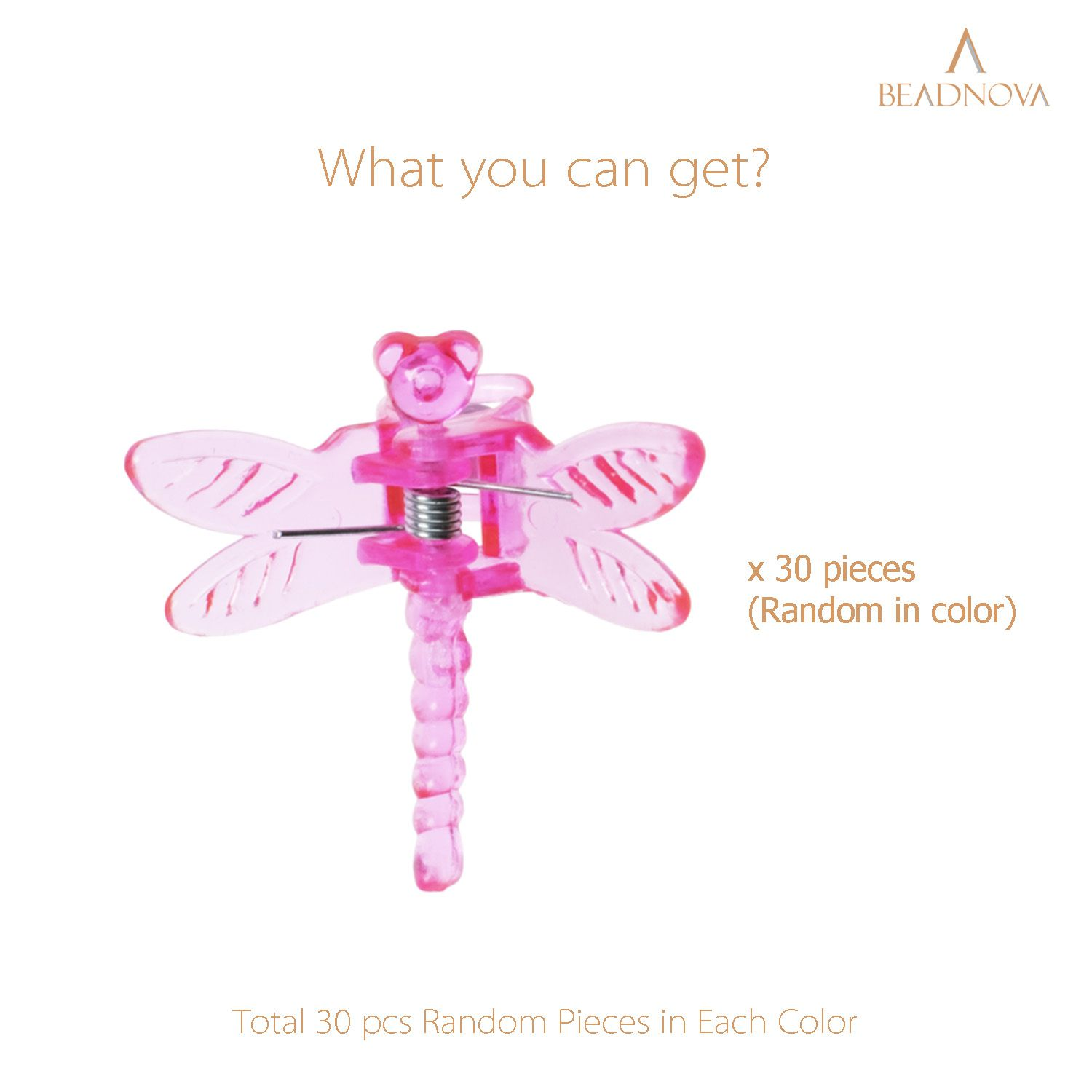 Plant-Clips-Dragonfly-Orchid-Clips-Orchid-Support-Clips
