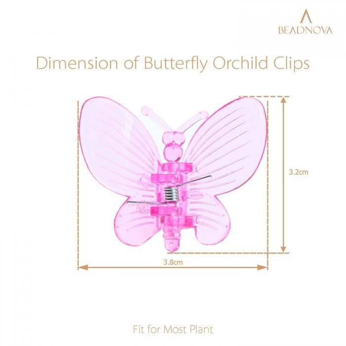 Plant-Clips-Butterfly-Orchid-Clips-Orchid-Support-Clips