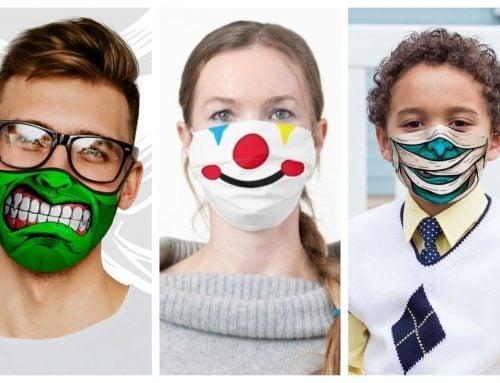30+ Best Coronavirus Halloween Face Masks Keep You Safe In Character