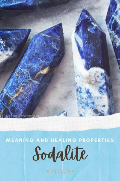 sodalite stone meaning and healing properties