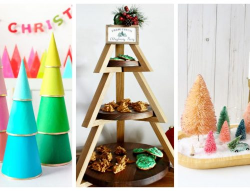 Unconventional Modern Christmas Craft DIY Projects In 2020