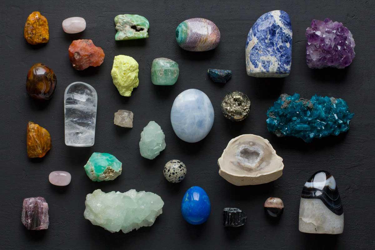 Gemstones Healing Properties