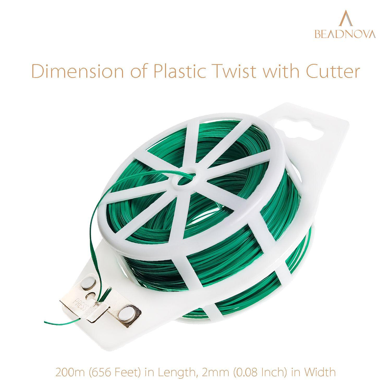 Twist-Ties-Garden-Twisty-Ties-Green-200M-656-Feet