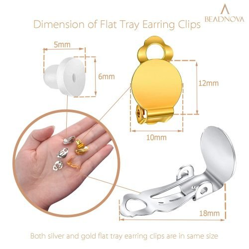 Clip-On-Earring-Backs-Flat-Tray-Earring-Clips-64-Pcs