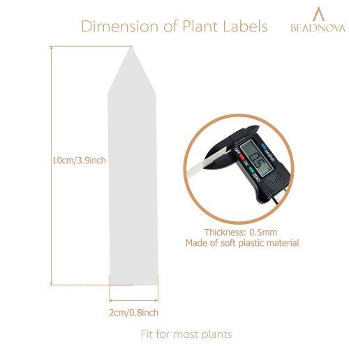 Garden-Tags-Plant-Markers-Plant-Tags-Mix-Colors-300-Pcs