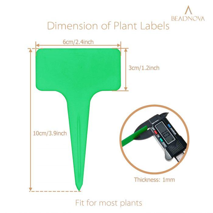 Plant-Labels-Plant-Tags-Plant-Markers-Mix-Color-140-Pcs