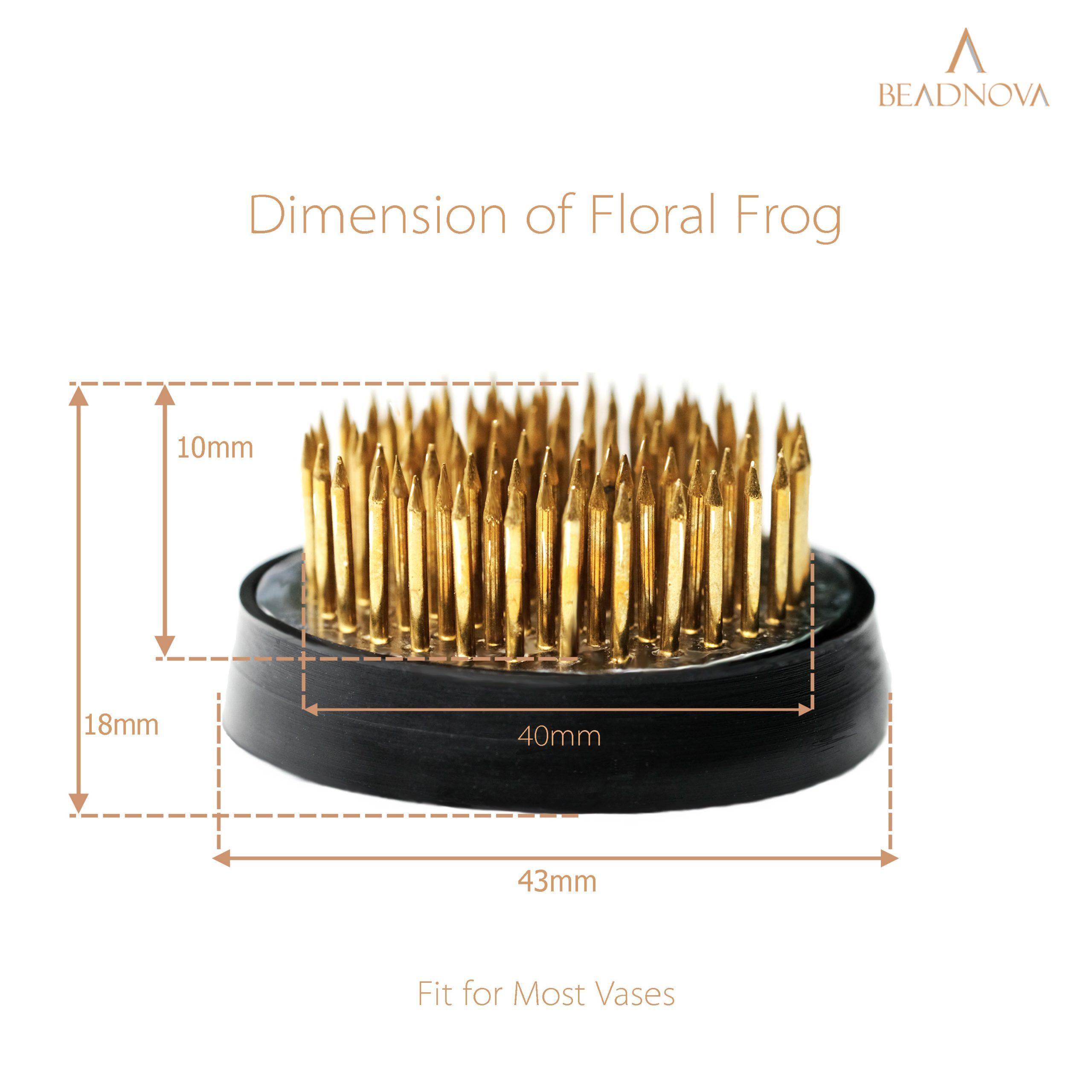 Flower-Frog-Floral-Frog-Kenzan-40mm-1pcs