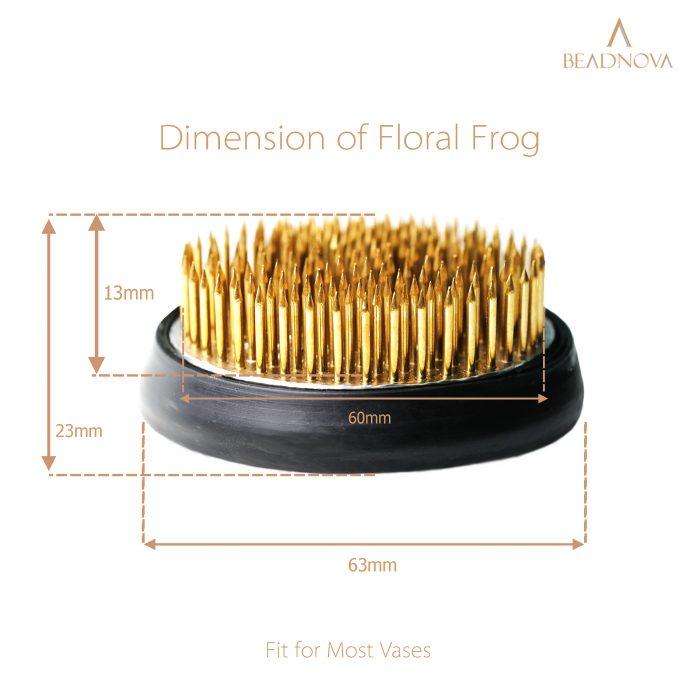 Flower-Frog-Floral-Frog-Kenzan-60mm-1pcs