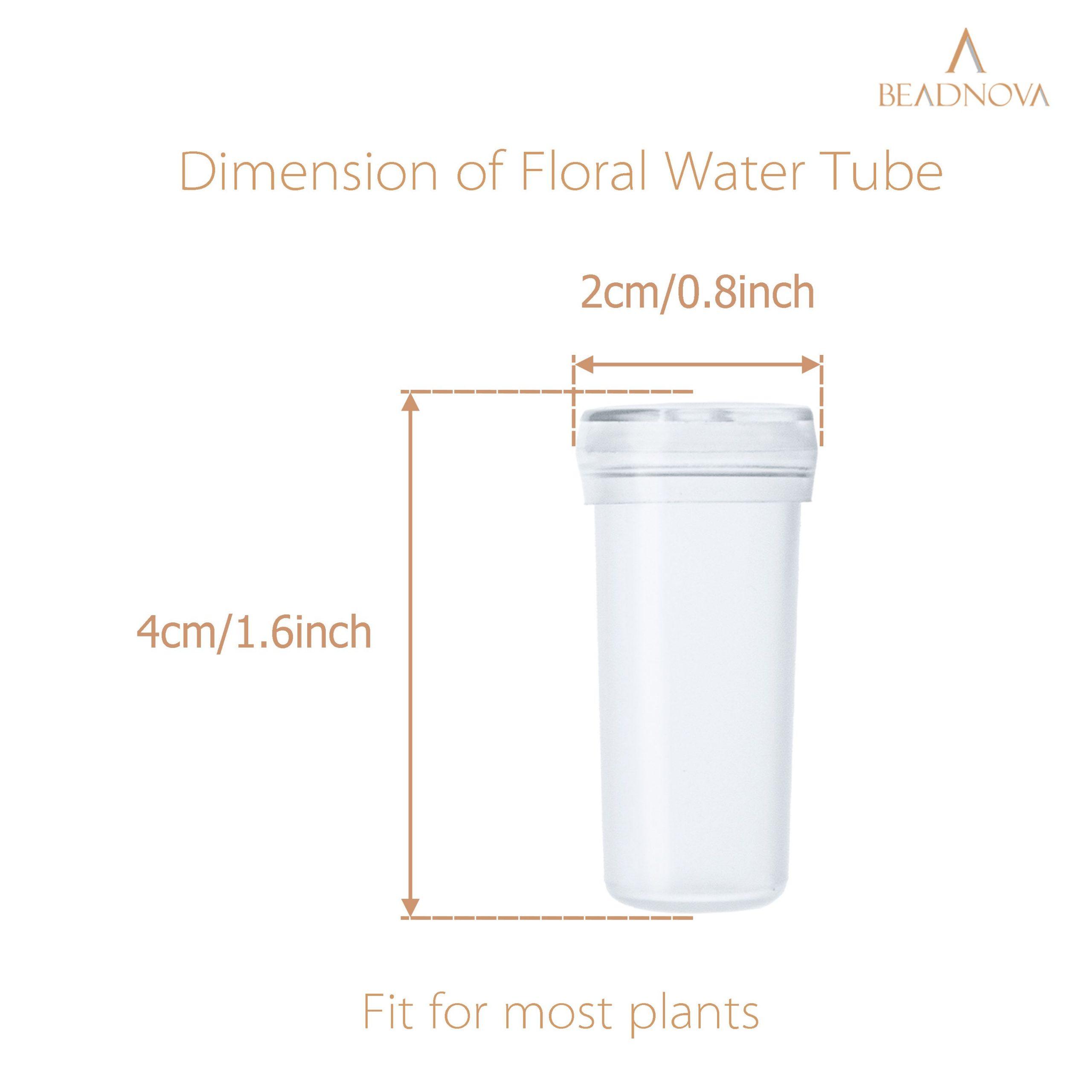 Floral-Water-Tubes-Clear-Flower-Vials-4cm-20pcs