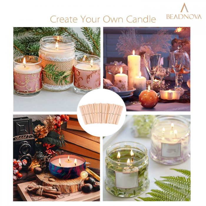 Wooden-Candle-Wick-Holders-Centering-Device-50-Pcs