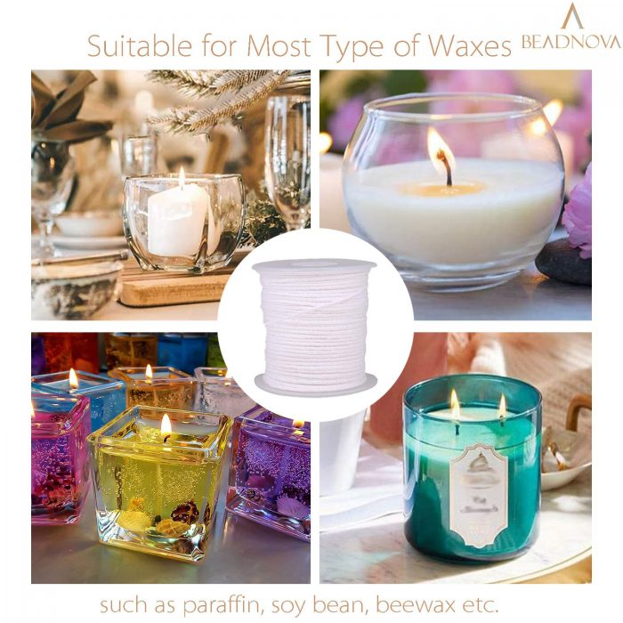 Braided Candle Wick for candle making