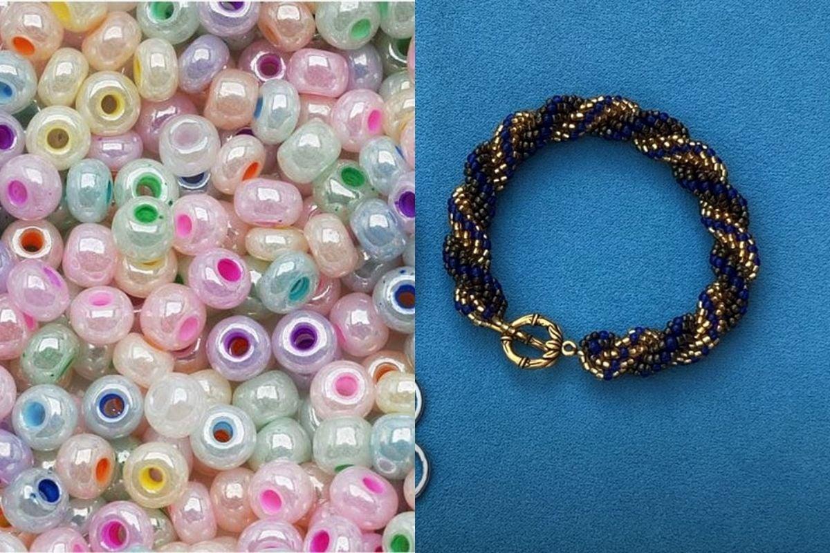 How to Make Seed Beads Bracelets